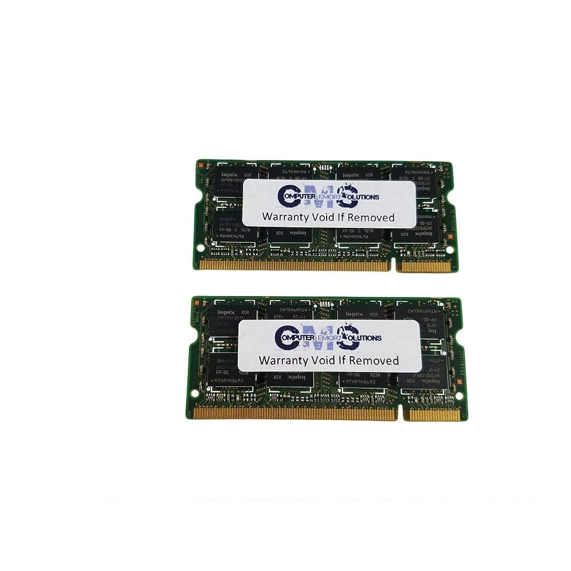 6Gb (1X4Gb+1X2Gb) Sodimm Memory Ram Compatible with Apple Macbook Core 2 Duo 2.1 13