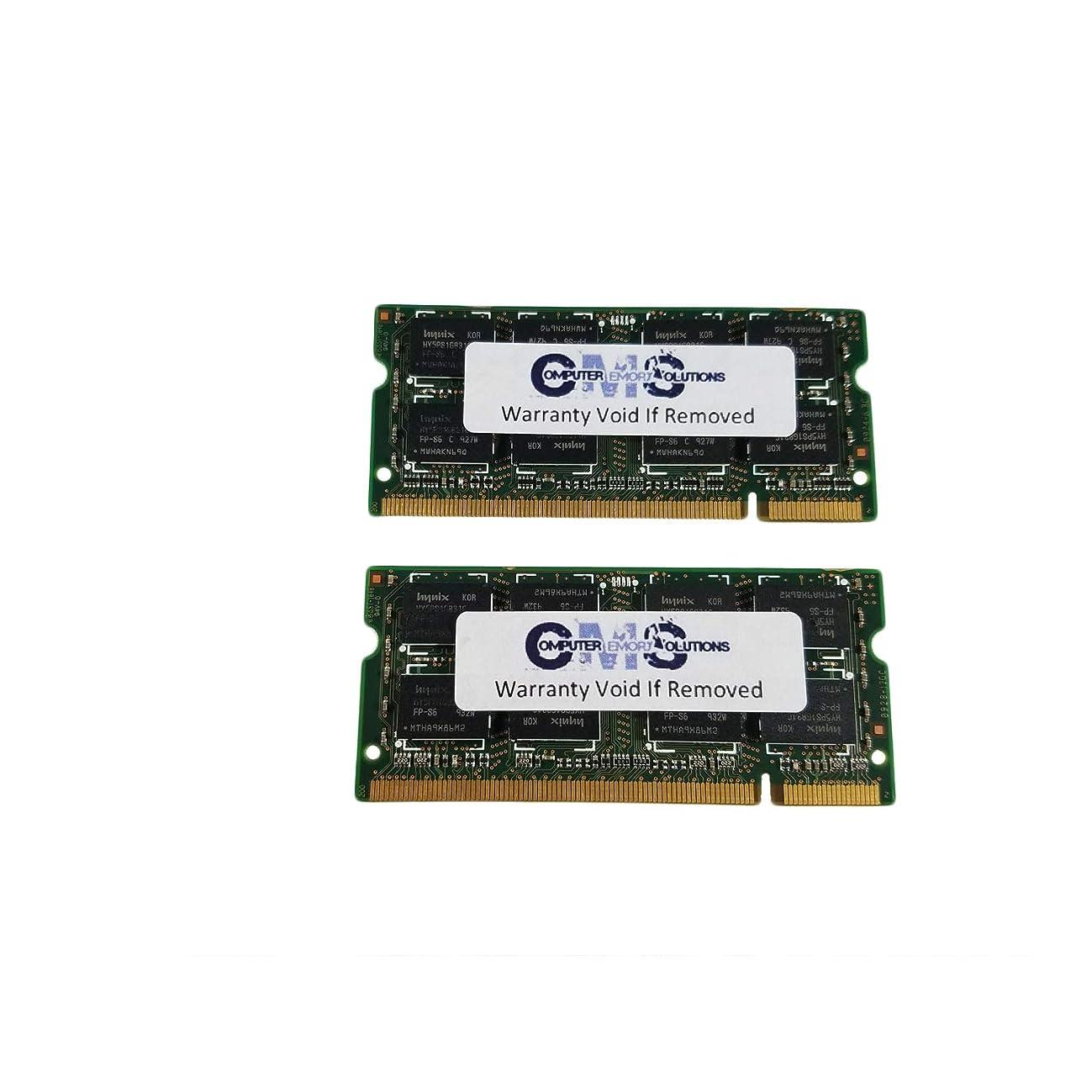 4Gb 2X2Gb Memory Ram Compatible with Acer Aspire One Nav60, Kav50, Kav60, Nav50, Nav60 Net By CMS A37
