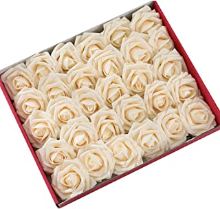 Best small faux roses Reviews