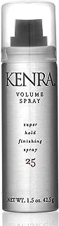 Kenra Volume Spray Hair Spray #25, 55% VOC, 1.5-Ounce, Travel Size