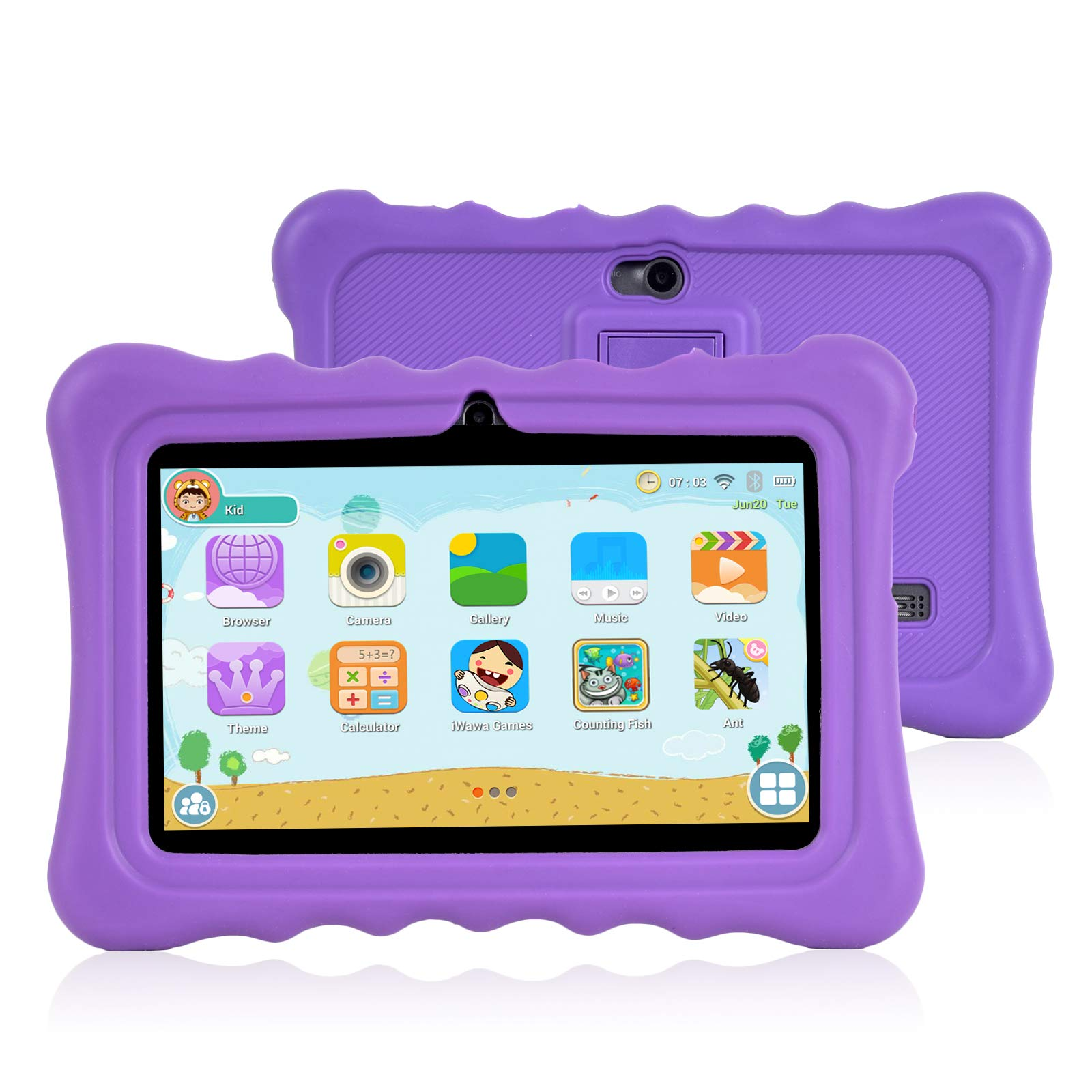 Tablet Android Screen Pre Loaded Camera