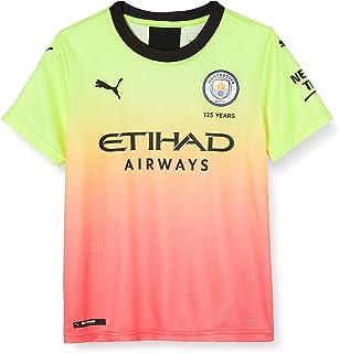 PUMA Manchester City FC Kids Replica Dodge Jersey Unisex niños