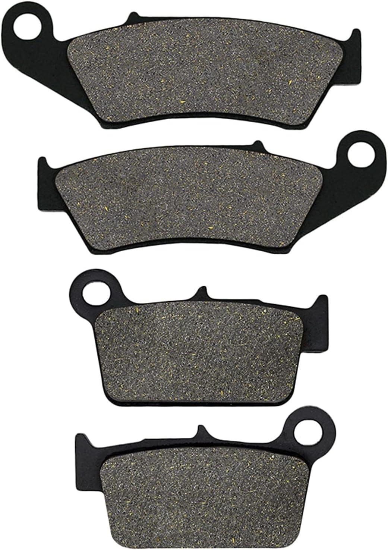 ZFSM Brake San Jose Mall Pads for K-awasaki KX250F KX450 250F 250 KXF KX 55% OFF 04-21