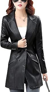 Best long women's leather jacket Reviews