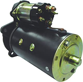 NEW STARTER FITS BRIGGS STRATTON COOLED ENGINES 7HP 8HP WITH FREE GEAR 391423
