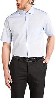 Eterna Half Sleeve Shirt Modern FIT Poplin uni
