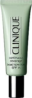 Clinique SPF 15 Continuous Coverage Makeup
