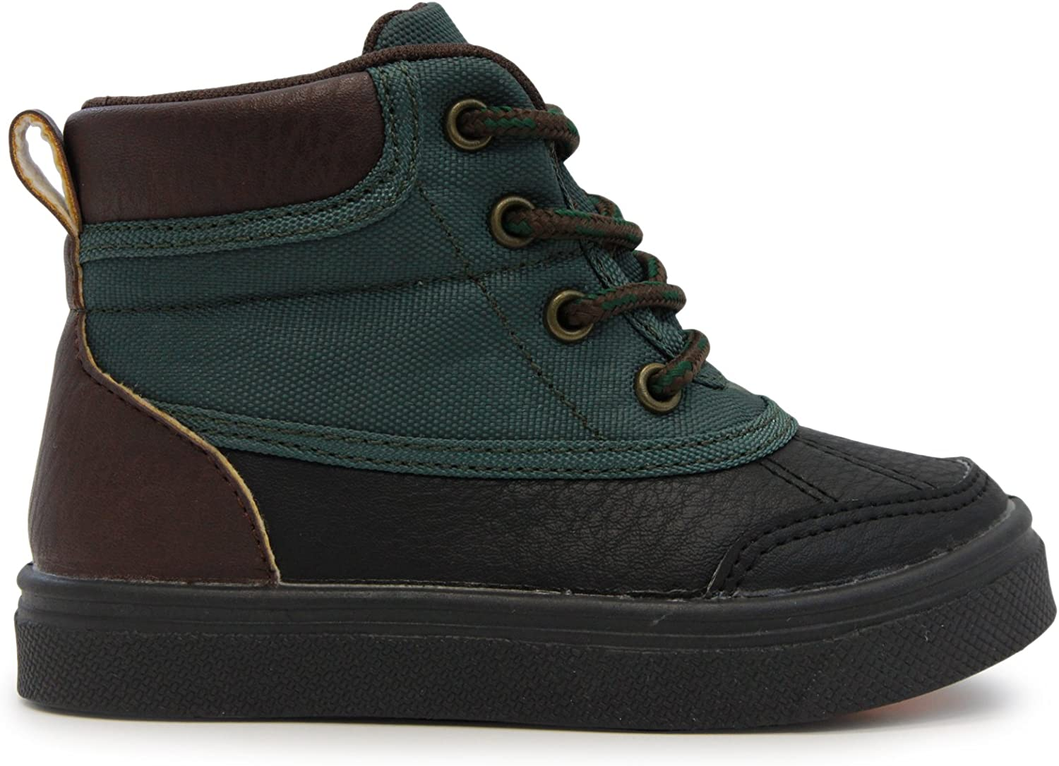 Oomphies Julian Max 88% OFF Boys Don't miss the campaign High-Top Forest Shoe