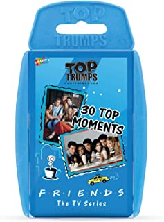 Friends Top 30 Moments Top Trumps Card Game