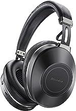 Bluetooth Headphones On-Ear Slide Control, Bluedio H2 Active Noise Canceling Headphones with Mic, 57mm Driver Deep HiFi Ba...