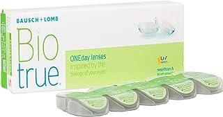BAUSCH + LOMB - Biotrue® ONEday - Lentes de contacto de