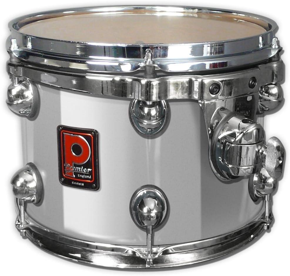 Premier New sales Drums Genista Series 25% OFF 43213CHW Inches 1-Piece 13x10 Birch
