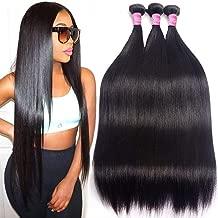 Mink 8A Brazilian Virgin Hair Straight Remy Human Hair 3 Bundles Deals 12