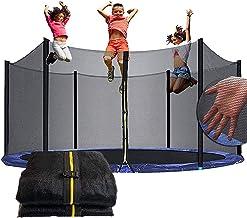 Trampoline Vervanging Veiligheidsnet Anti-val Trampoline Beschermingsnet Trampoline Behuizing Veiligheidsnet,14inch