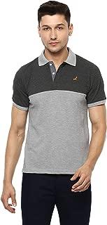 AMERICAN CREW Men's Polo Collar T-Shirt