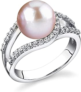 Best pink pearl ring Reviews