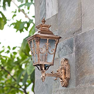 Rustic Wall Light Farmhouse Porch Lighting Waterproof Outdoor Lantern Wall Lamp Industrial Loft Lantern Oil Rubbed Bronze ...