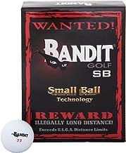 Bandit SB (Small Ball Technology) Golf Balls - Dozen