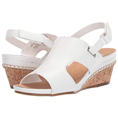 A2 by Aerosoles Pound Cake (White Nappa) Women