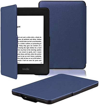 "Orzly Amazon Kindle 4 Wifi 6/"" Pu Leather Slip Pouch Sleeve Case Cover NEW"