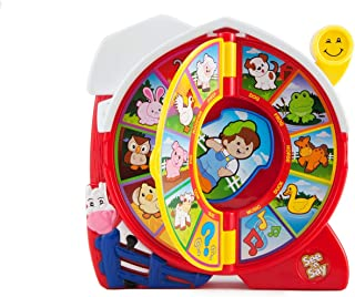 Fisher-Price See 'n Say The Farmer Days [Exclusivo de Amazon]