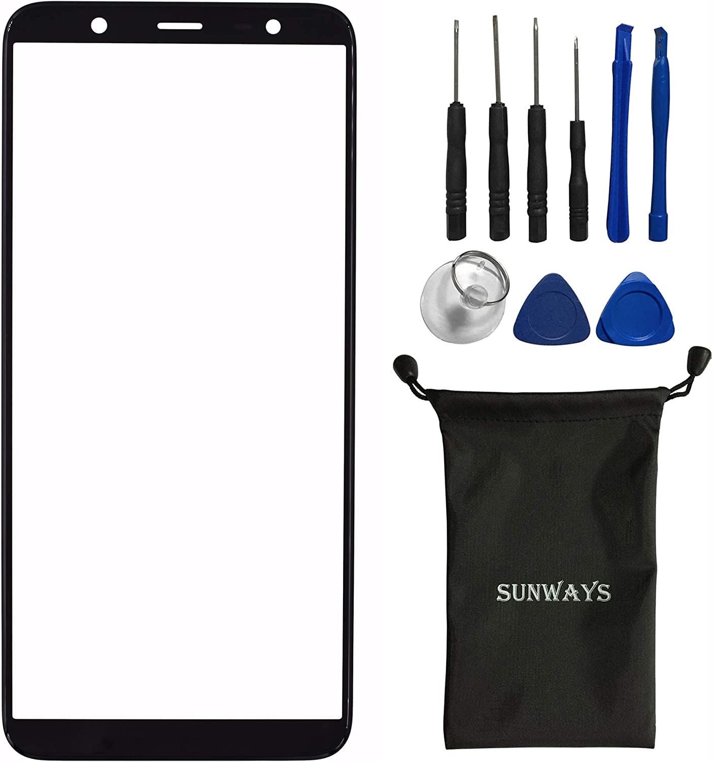 sunways Outer Glass Mail order cheap Screen Replacement Compatible G with Samsung Special sale item
