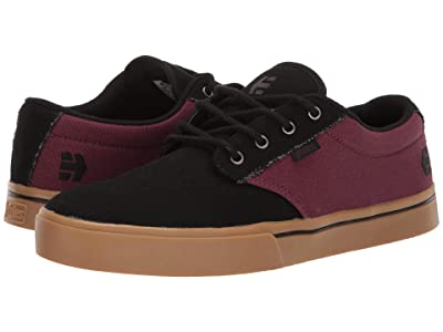 etnies Jameson 2 Eco (Black/Red/Gum 1) Men