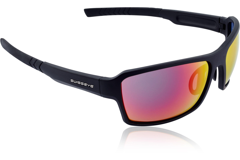 Swiss Eye Sportbrille Freestyle, Black Matt