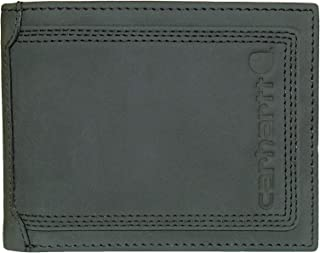 Carhartt Men's Top Grain Leather Passcase Wallet