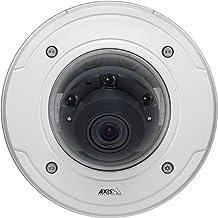 Axis P3364-LV - Cámara de vigilancia en Domo de 1.3 MP (Objetivo de 12 mm), Blanco