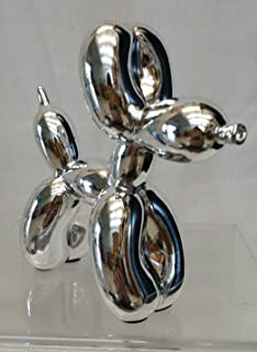 Balloon Dog - Mini - Silver