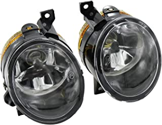 2Pcs For VW Scirocco 2009 2010 2011 2012 2013 2014 Fog Lamp Fog Light With Bulbs
