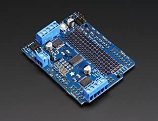 Adafruit Motor/Stepper/Servo Shield for Arduino v2 Kit