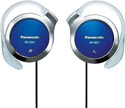 Panasonic Clip Headphones Blue RP-HZ47-A (Japan Import)