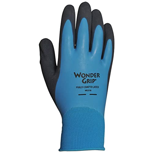 Top Quality by Hurricane size 8 men woman safety CE Approved PVC Work Gloves