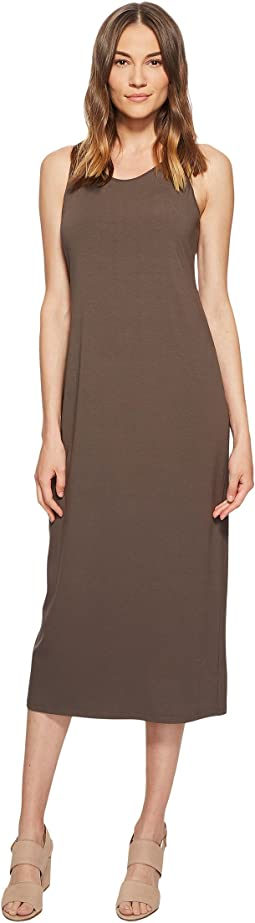 Eileen Fisher - Sleeveless Jersey Maxi Dress