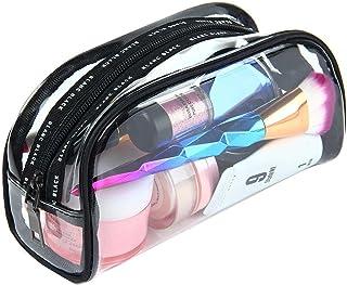 Amazon.es: neceser transparente equipaje de mano: Equipaje