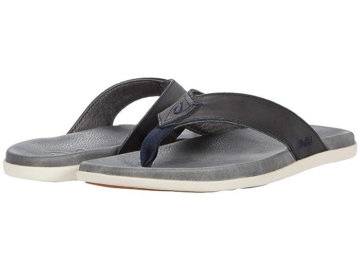 Nalukai Sandal  Shoes (Vintage Indigo/Charcoal) Men's Shoes