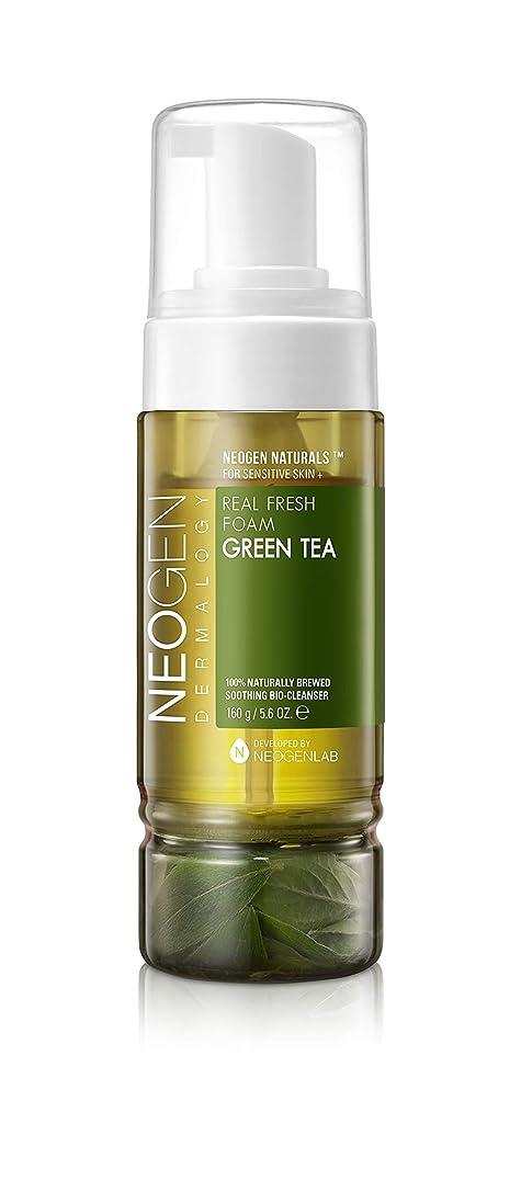 聖なる期待して言及する[ NEOGEN] ネオジェンダーマロッジリアルフレッシュフォーム (Green Tea)