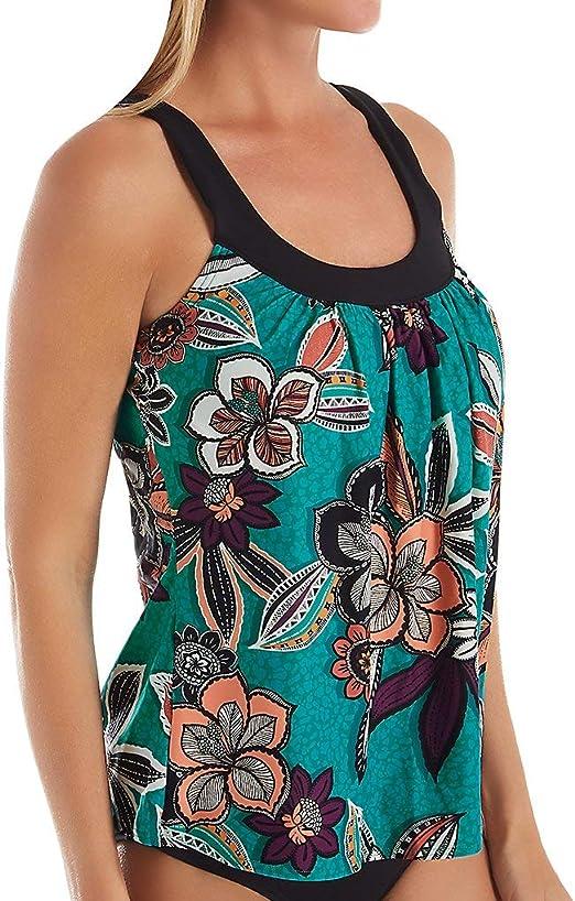 Coco Reef Womens Ultra Fit Bra Sized Tankini