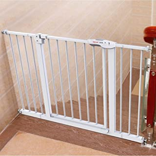 Baby Gate Dog Fence Pole Stair Railing Child Safety Door Baby Fence Pet Isolation Door Bar Free Punch