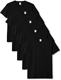 Fruit of the Loom Original T T-Shirt (Lot de 5) Homme