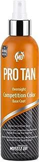 プロタン オーバーナイト コンペティションカラー 250ml(インスタントカラー&セルフタンニング)[海外直送品]