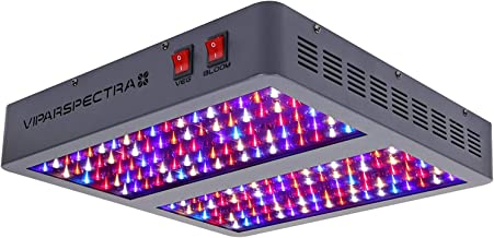 VIPARSPECTRA Reflector-Series 900W LED Grow Light Full Spectrum for Indoor Plants Veg and Flower