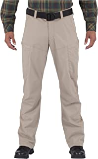 5.11 Tactical Men's Apex Cargo Pant, Water Repellant, Flex-Tac Mechanical Stretch, Style 74434