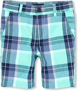 The Children's Place Baby Boys' Plaid Shorts
