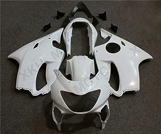 XKH Group Unpainted ABS Fairing Bodywork Set For Honda CBR600 F4 CBR 600 1999-2000 99 00