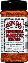 Adkins Western Style Barbecue BBQ Seasoning 14 oz. pack of 3