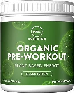 MRM Organic Preworkout