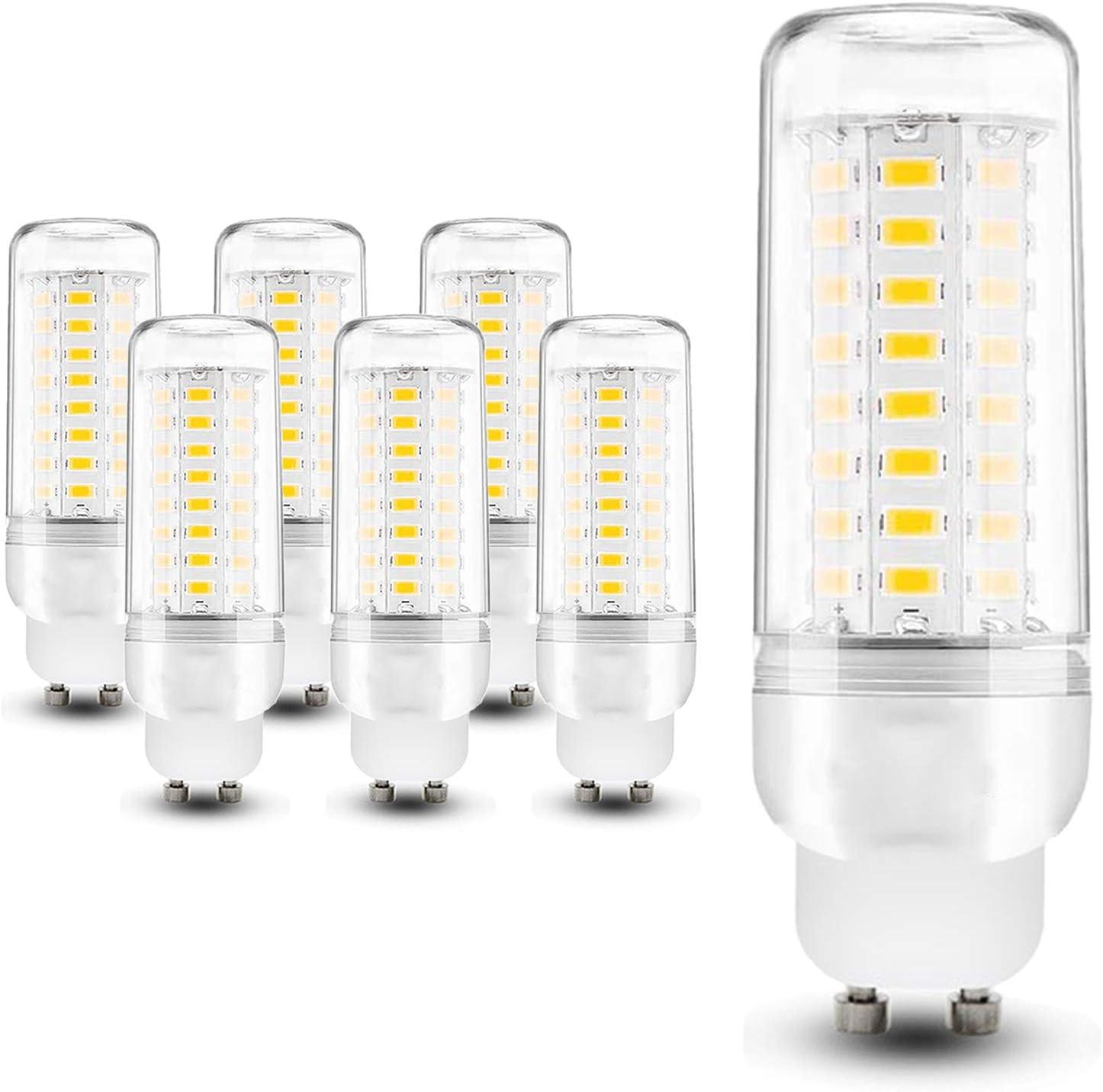 YDHNB GU10 LED Light Bulbs Max 65% OFF 100W 12W Halogen 1200Lm Equivalent 36 Philadelphia Mall